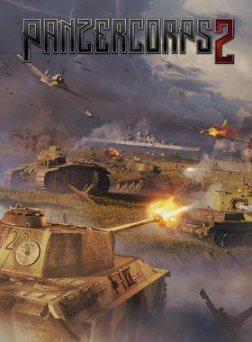 Panzer Corps 2 Key Art