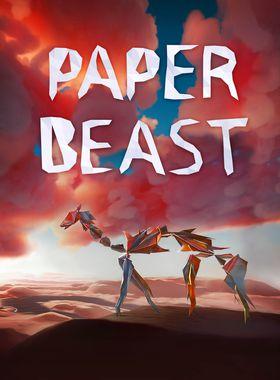 Paper Beast Key Art