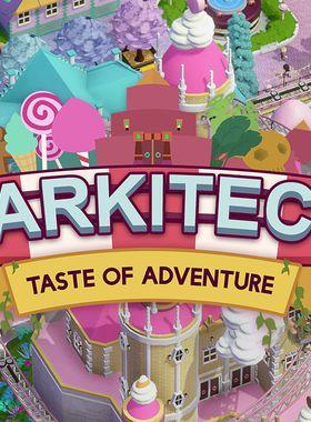 Parkitect - Taste of Adventure Key Art