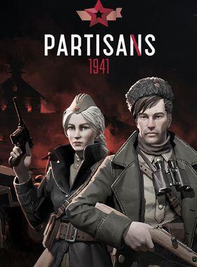 Partisans 1941 Key Art