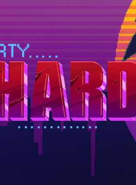 Party Hard Key Art
