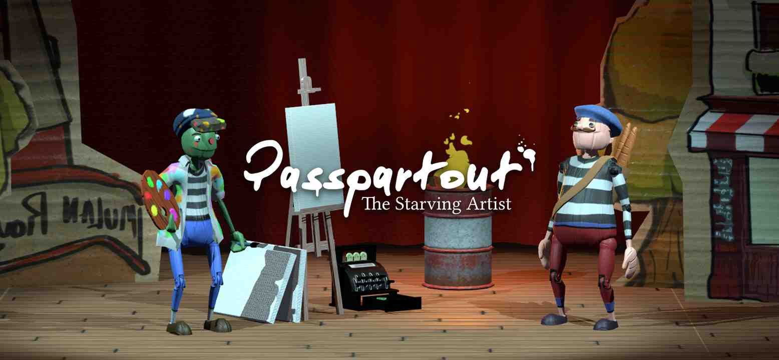 Passpartout: The Starving Artist Background Image
