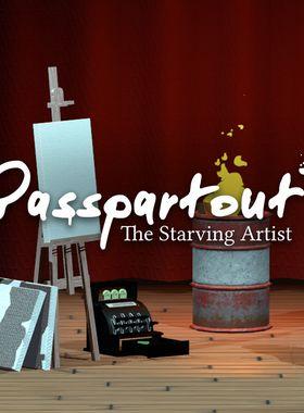 Passpartout: The Starving Artist Key Art