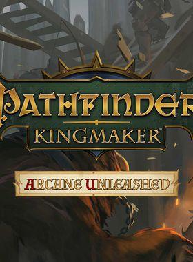 Pathfinder: Kingmaker - Arcane Unleashed Key Art