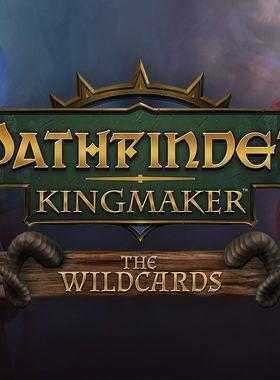 Pathfinder: Kingmaker - The Wildcards Key Art