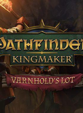 Pathfinder: Kingmaker - Varnhold's Lot Key Art