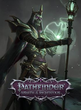 Pathfinder: Wrath of the Righteous Key Art