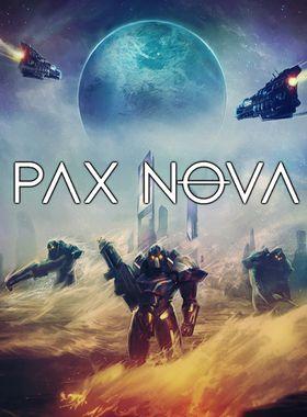 Pax Nova Key Art
