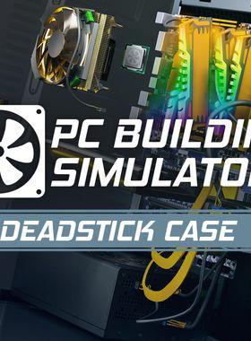 PC Building Simulator - Deadstick Case Key Art
