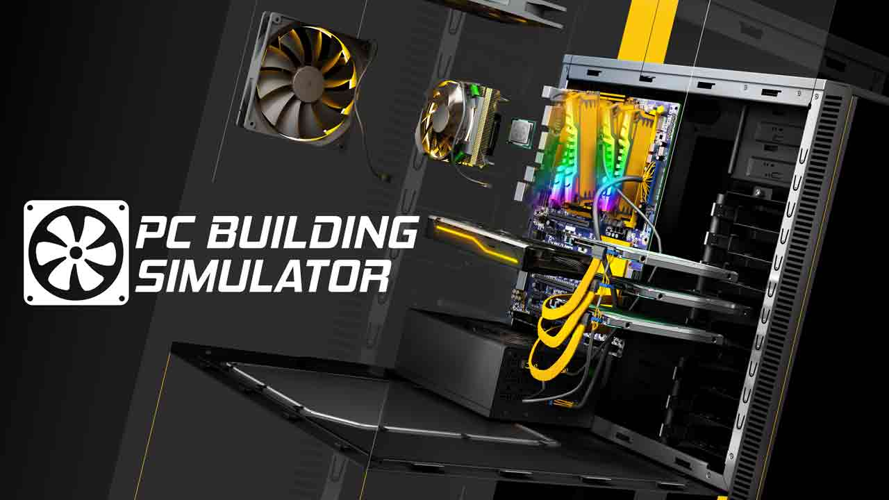 PC Building Simulator Thumbnail