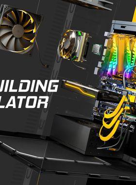 PC Building Simulator Key Art