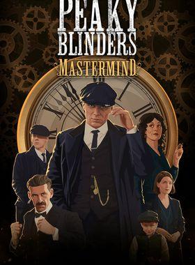 Peaky Blinders: Mastermind Key Art
