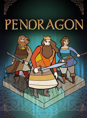 Pendragon Key Art