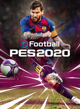 eFootball PES 2020 Key Art