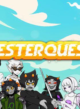 Pesterquest Key Art