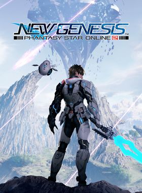 Phantasy Star Online 2 New Genesis Key Art