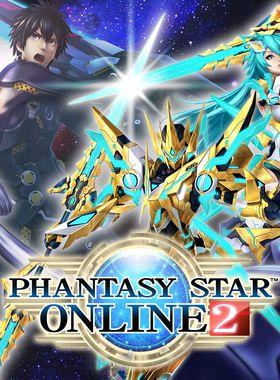 Phantasy Star Online 2 Key Art