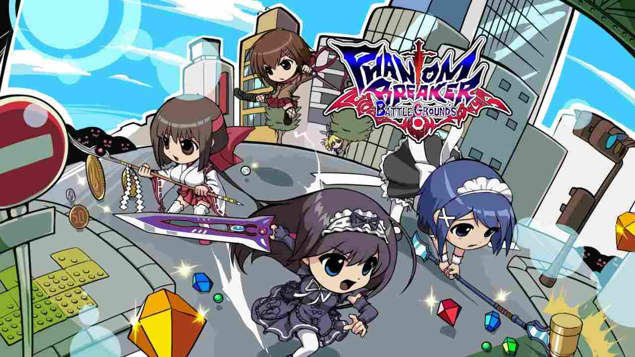 Phantom Breaker: Battle Grounds Thumbnail