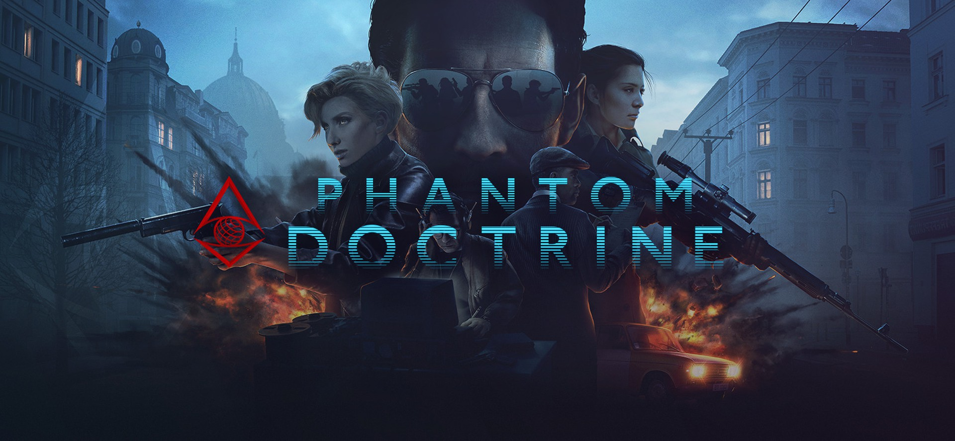 Phantom Doctrine Video