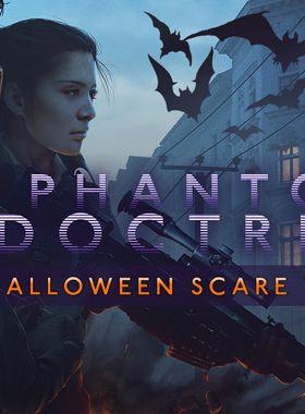 Phantom Doctrine - Halloween Scare Tactics Key Art