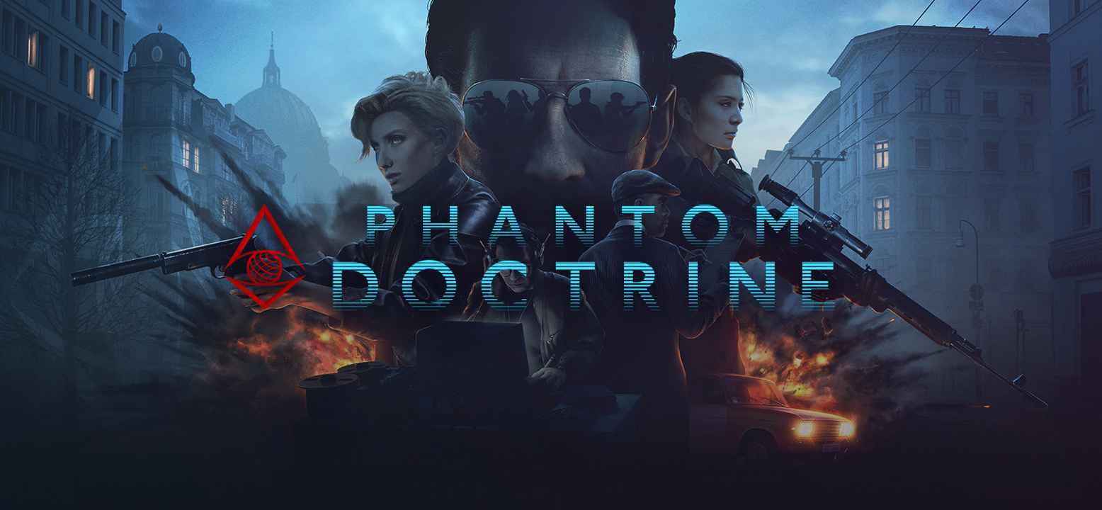 Phantom Doctrine Background Image