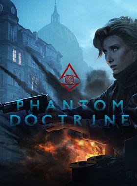 Phantom Doctrine Key Art