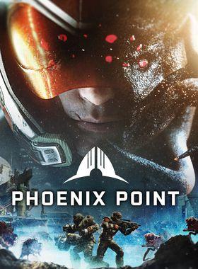 Phoenix Point Key Art