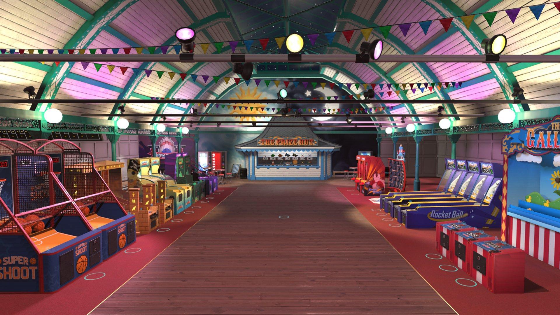 Pierhead Arcade VR