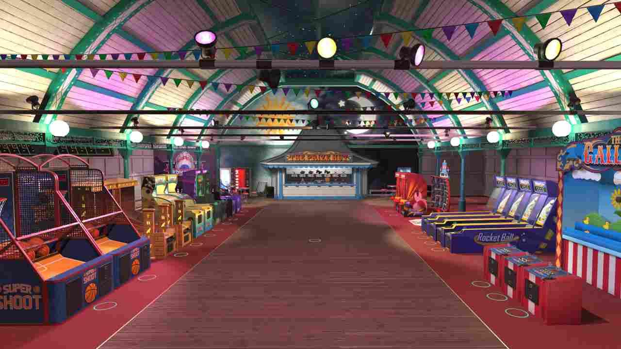 Pierhead Arcade VR Thumbnail