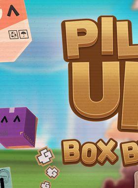 Pile Up! Box by Box Key Art