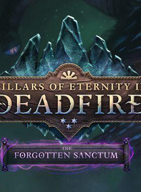 Pillars of Eternity 2: Deadfire - The Forgotten Sanctum Key Art
