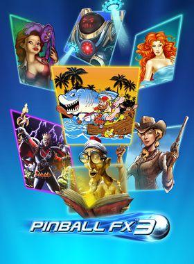 Pinball FX3 Key Art