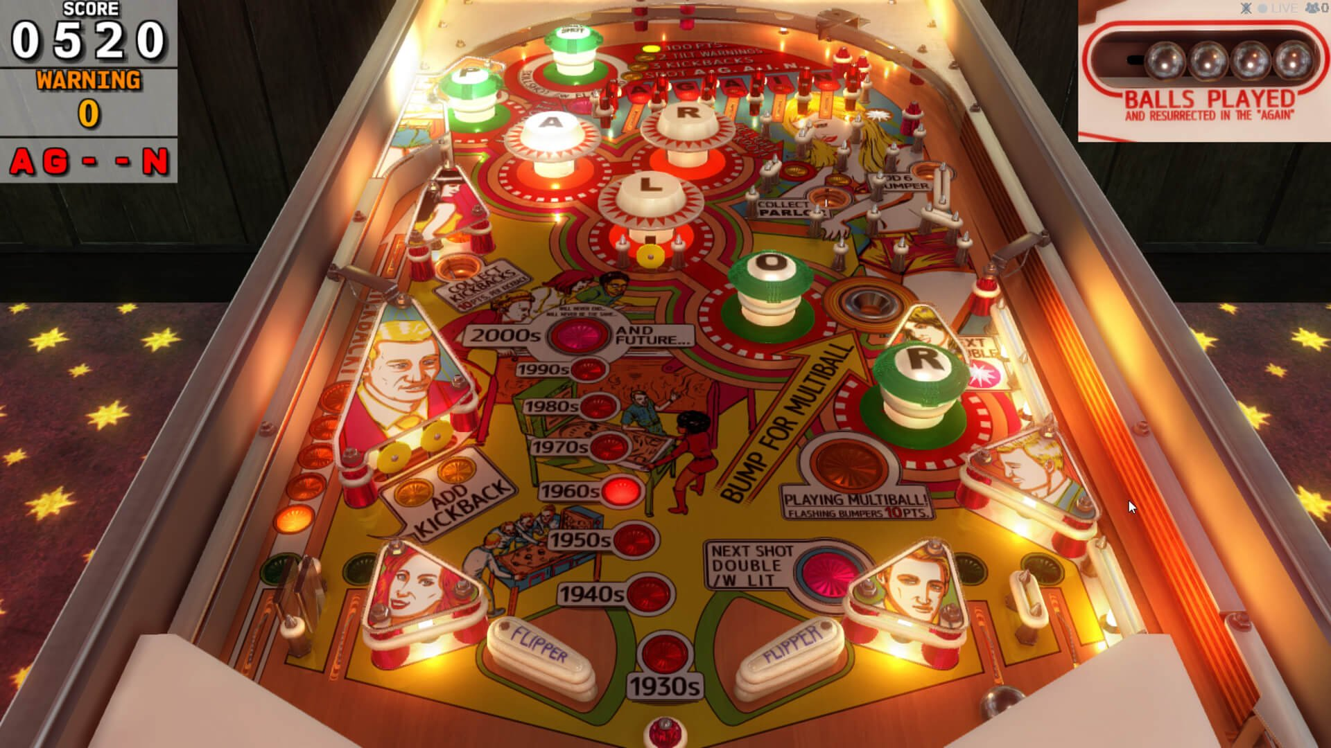 Pinball Parlor Video