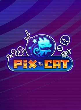 Pix the Cat Key Art