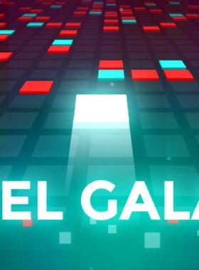 Pixel Galaxy Key Art