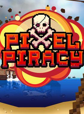 Pixel Piracy Key Art