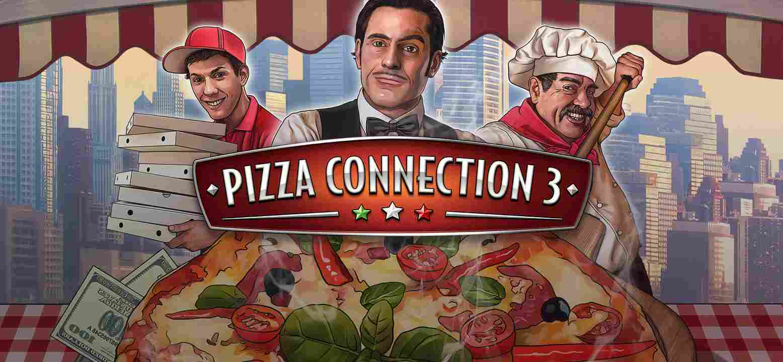 Pizza Connection 3 Background Image