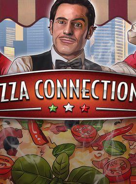 Pizza Connection 3 Key Art