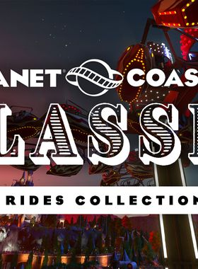 Planet Coaster - Classic Rides Collection Key Art