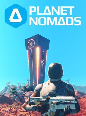 Planet Nomads Key Art