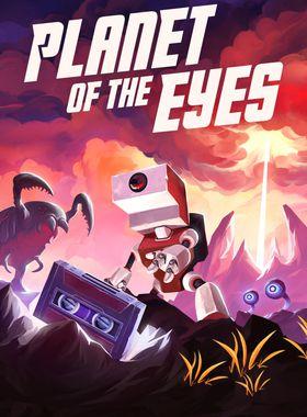 Planet of the Eyes Key Art