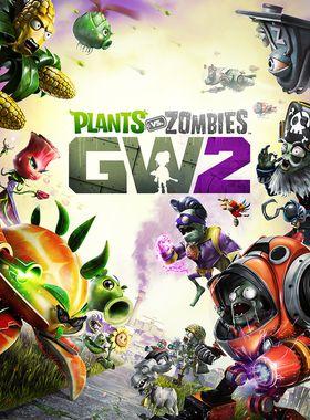 Plants vs. Zombies: Garden Warfare 2 Key Art
