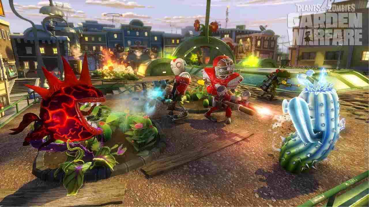 Plants vs Zombies: Garden Warfare Thumbnail