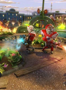 Plants vs. Zombies: Garden Warfare Key Art