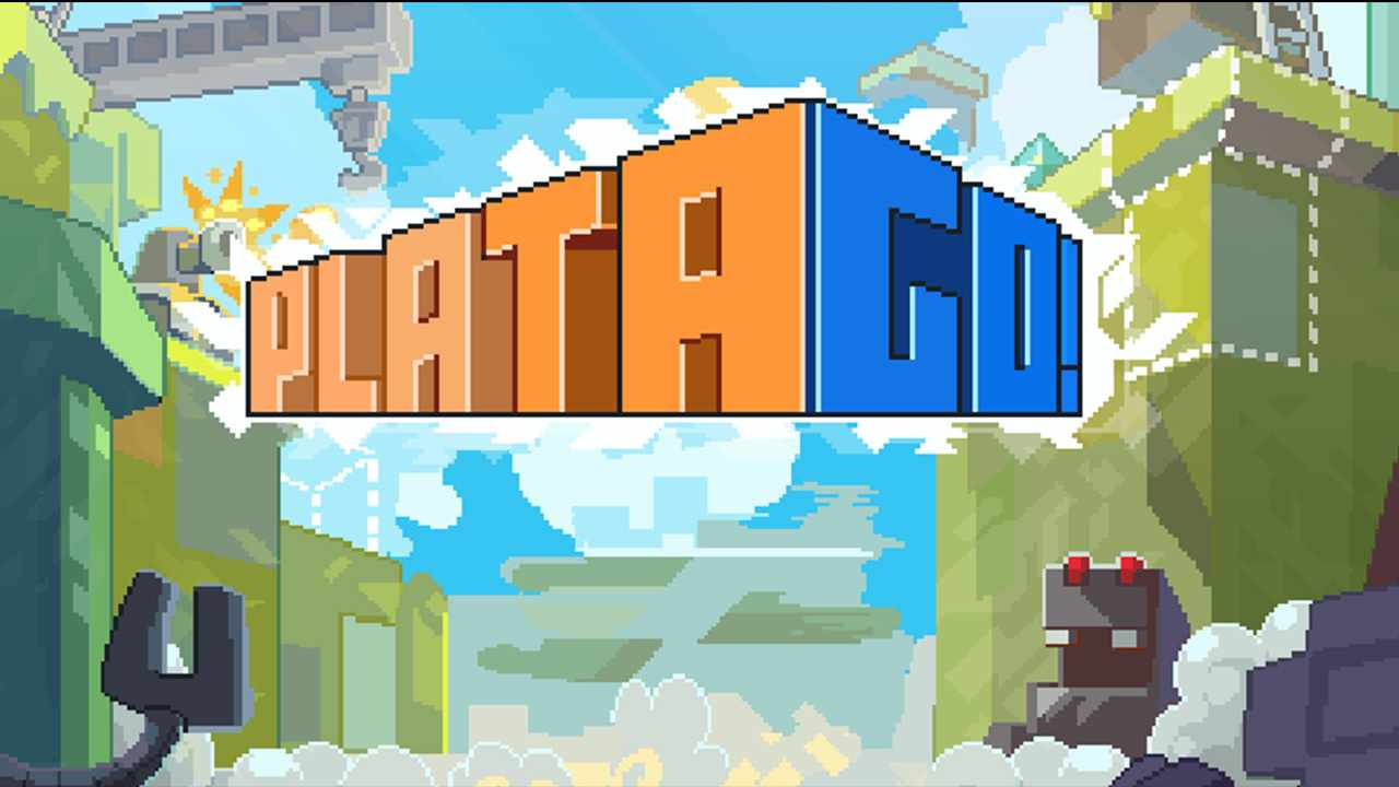PlataGO! Super Platform Game Maker