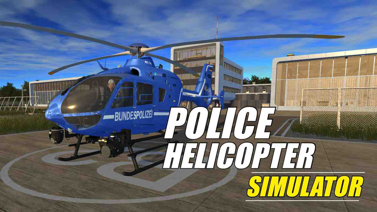 Police Helicopter Simulator Thumbnail