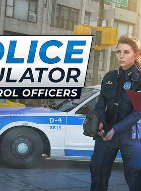 Police Simulator: Patrol Officers Key Art