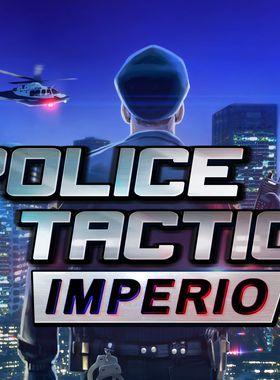 Police Tactics: Imperio Key Art