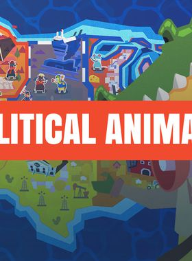 Political Animals Key Art