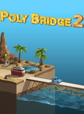 Poly Bridge 2 Key Art
